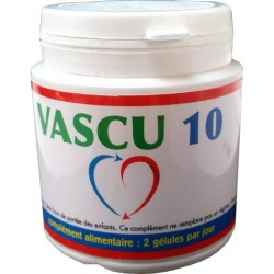 Vascu10 - 120 gel.