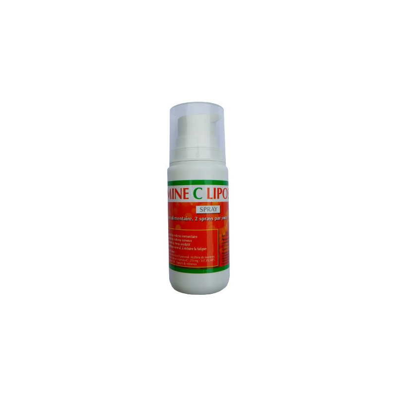 Vitamine C Liposomale en spray