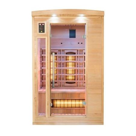 Sauna Hemlock 2 places