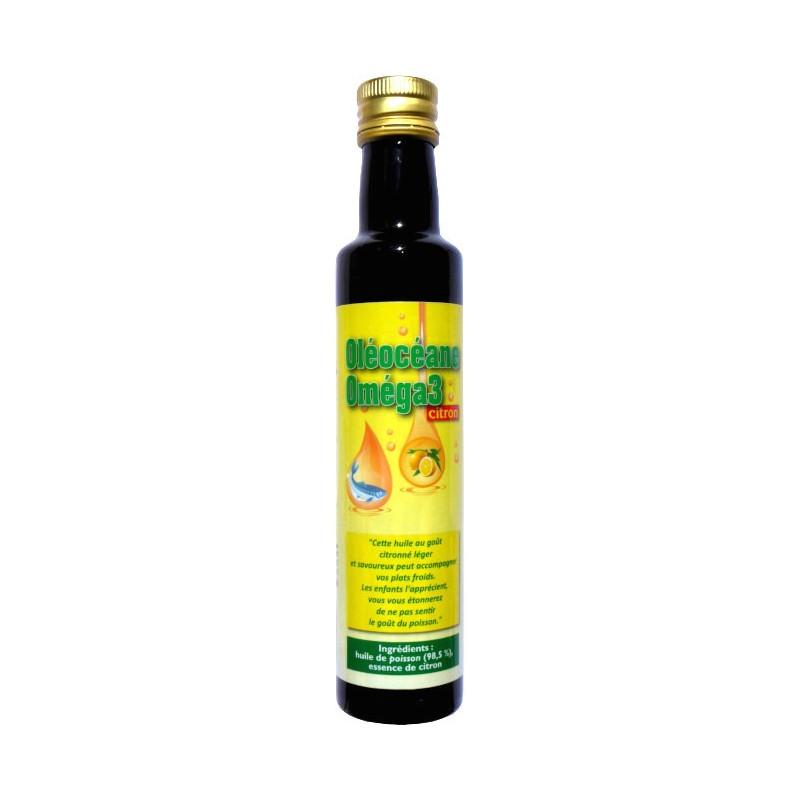 Oléocéane Oméga 3 Citron