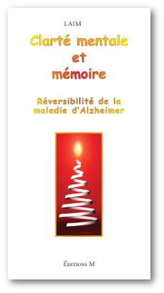 """Livre """"Clarté mentale et mémoire"""""""